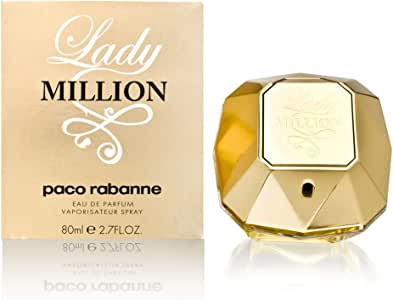 Paco Rabanne Lady Million Eau de Perfume, 80ml