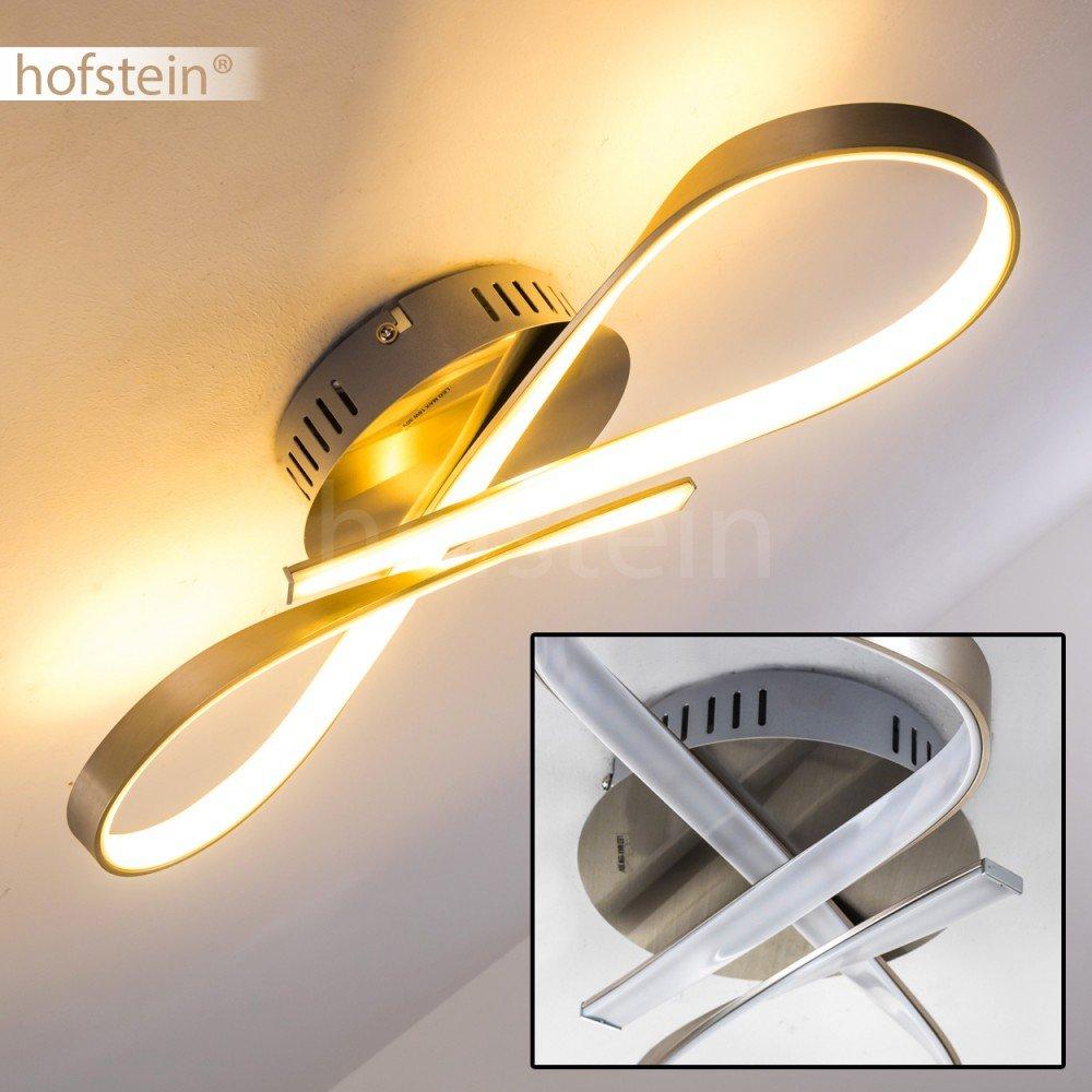 LED Deckenleuchte Arlena – extravagantes Design mit gedrehter ...