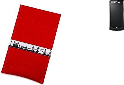 Parent: London, Vertu Signature Touch rojo Lisboa - London: Amazon ...