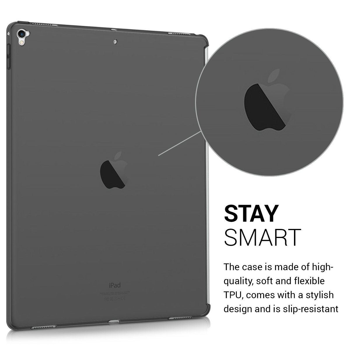kwmobile Funda para Apple iPad Pro 12,9\