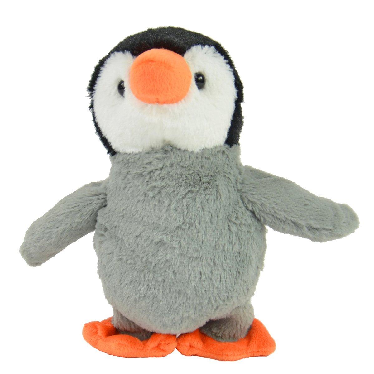 Kögler 75685 - Laber-Pinguin, der alles nachplappert und läuft, Plüsch Plüsch