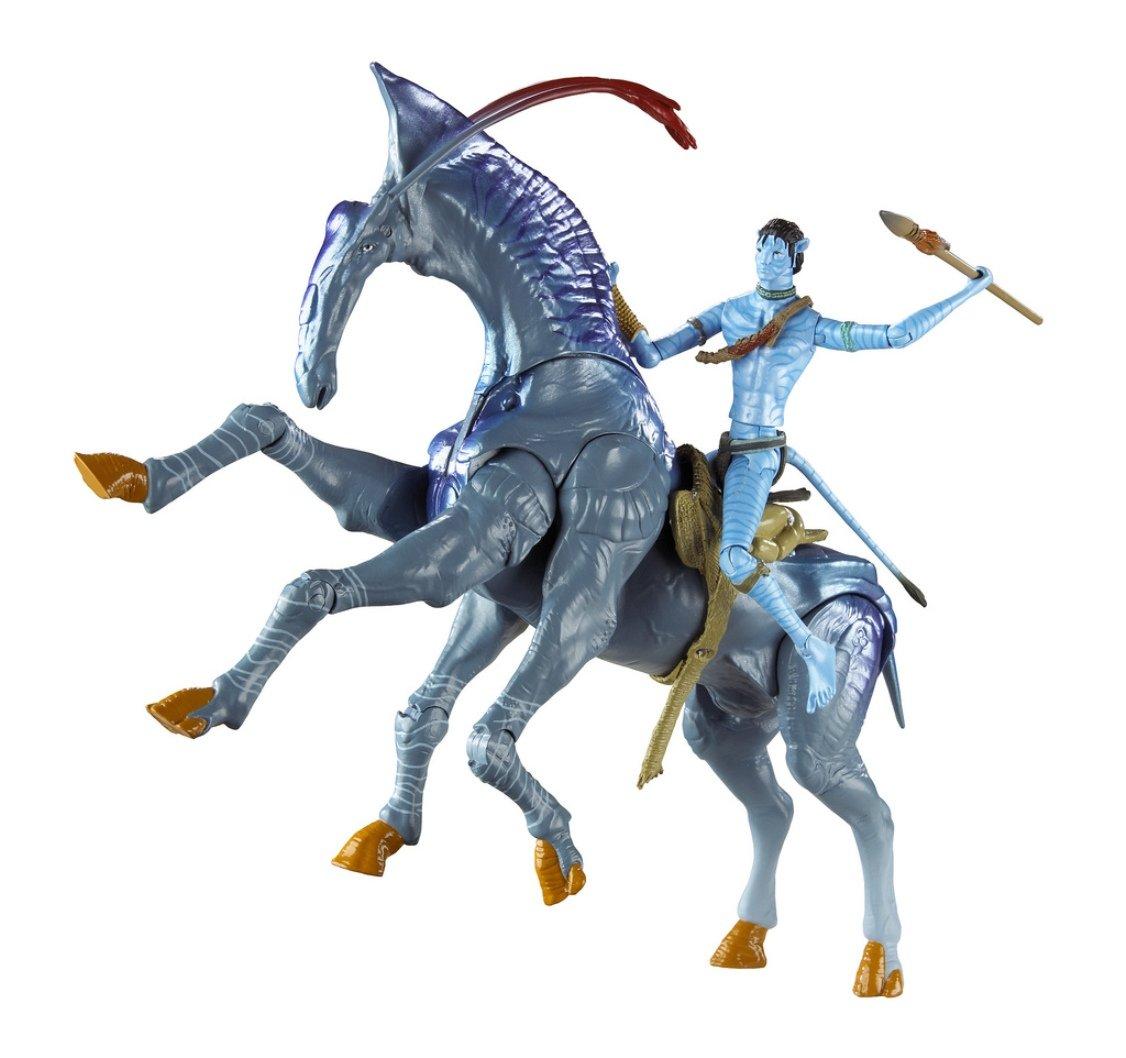 barato Avatar Na'vi Dire Dire Dire Horse Creature by Mattel  venta