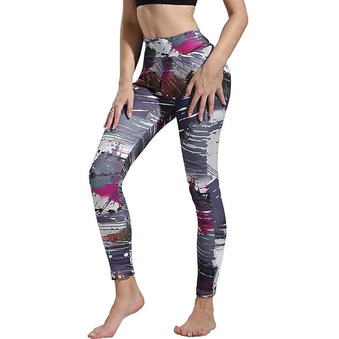 Pantalones Yoga Mujeres 71ef75bc5260