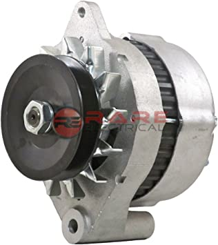NEW ALTERNATOR FITS FORD TRACTOR CSG-649 FORD ENGINE D3JL-10346-A D3JLL-10346-AB