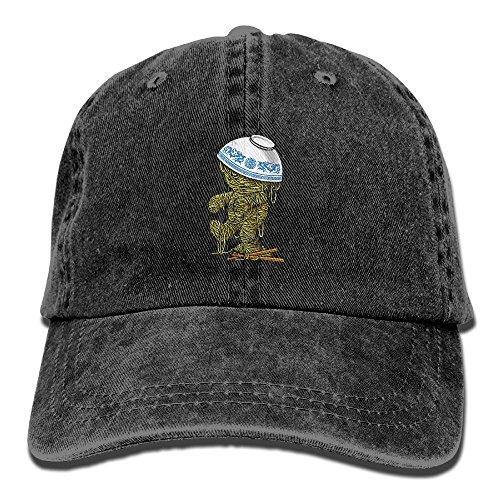 ComeOnDear Ramen Mummy Cute Unisex Hat Out Of Doors To Lie fallow Cricket Cap - Ramen Costume