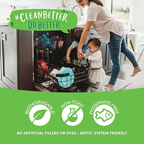 Buy dishwasher rinse aid for hard water