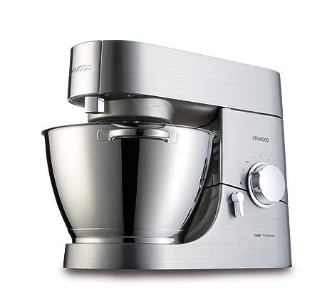 KENWOOD Robot multifonction Chef Titanium Mega Pack KM013: Amazon.es: Hogar
