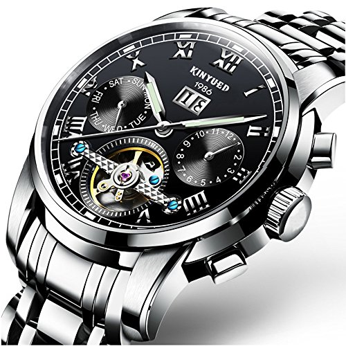 Moon Phase Eco Drive Watch - 9