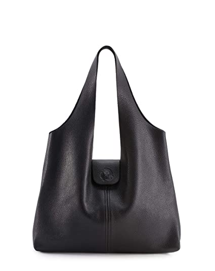 a00217ae133 Roberta - Shoulder Bag for Woman in Leather. handmade production ...