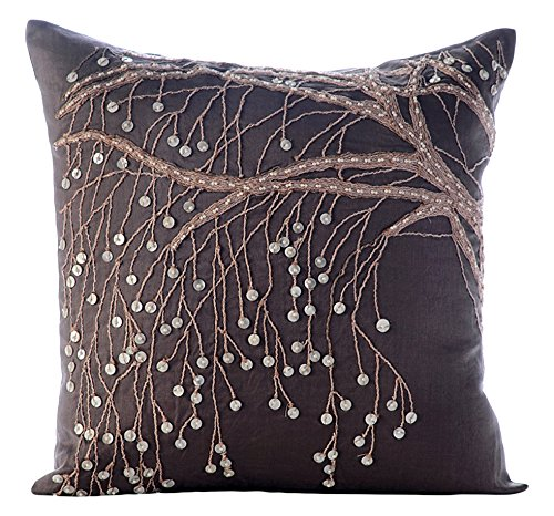 The Home Centric Nature Trail Pillow Cover 16' x 16'