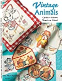 img - for Vintage Animals: Quilts, Pillows, Towels, and More by Nori Koenig (2006-01-01) book / textbook / text book