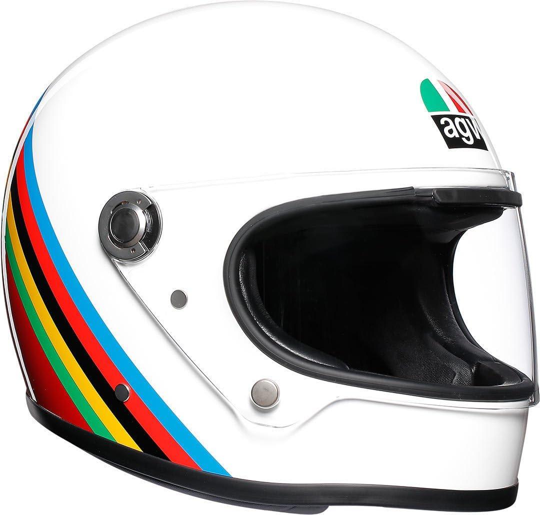 casco retro cafe racer AGV
