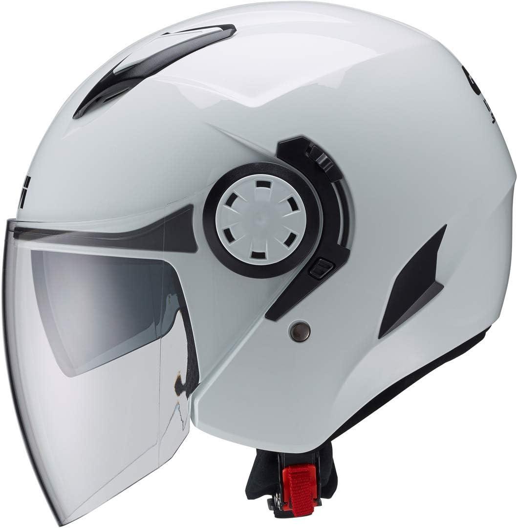 Givi H123BB91060 HPS 12.3 Stratos Demi Jet Helmet