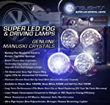 4 inch round hid fog lights - 4