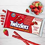 TWIZZLERS Licorice Candy, Strawberries
