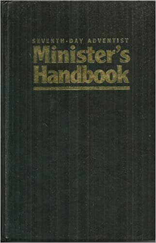 Seventh day adventist ministers manual the ministerial association seventh day adventist ministers manual the ministerial association of the general conference of sevneth day adventists 9781578470051 amazon books fandeluxe Image collections