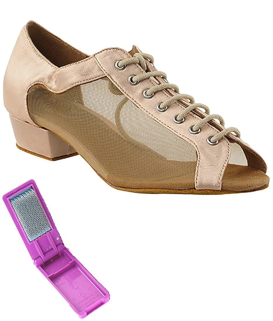 【在庫一掃】 [Very B075CWVFL3 Fine Dance US Shoes] レディース B075CWVFL3 4.5 [Very B(M) US|Flesh Satin Flesh Satin 4.5 B(M) US, 山田町:ce2e56cc --- a0267596.xsph.ru