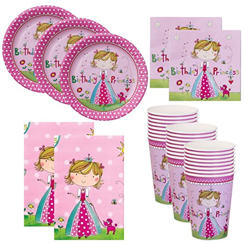 Kids Birthday Party Tableware - 5