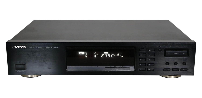 Amazon.com: Kenwood Kenwood Manufacturing KT – 5020 FM/AM ...