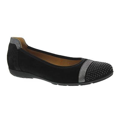 Gabor 84 167 17 Ballerines Pour Femme Amazon Fr Chaussures Et Sacs