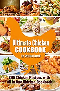 Chicken Cookbook Ultimate Delicious Mouthwatering ebook product image