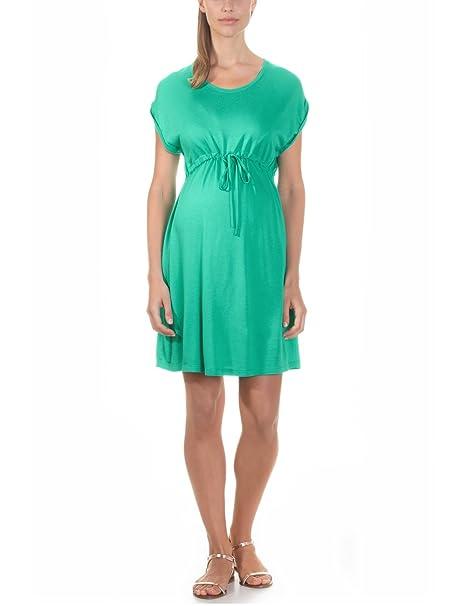 Vestidos color verde jade