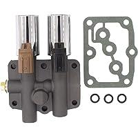 NewYall Transmission Dual Linear Solenoid w/Gasket & 3 O-Rings
