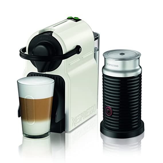 Amazon.com: Nespresso Cafetera Nespresso incluido Set Color ...