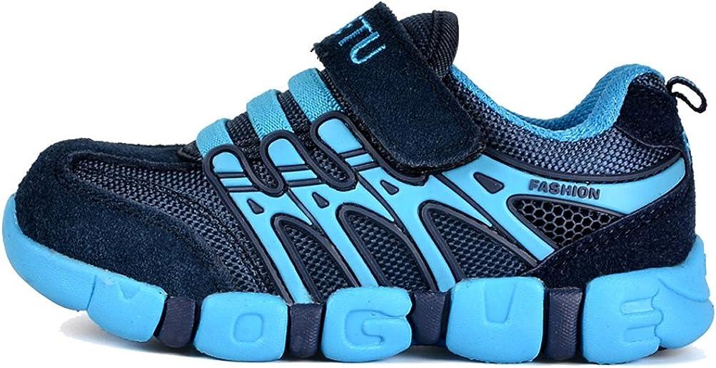 Toddler//Little Kid//Big Kid iDuoDuo Boys Girls Outdoor Mesh Basketball Sneakers Athletic Running Shoes