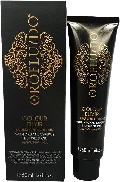 REVLON ORO FLUIDO COLOUR ELIXIR 50 ml, COLOR 8.31: Amazon.es ...