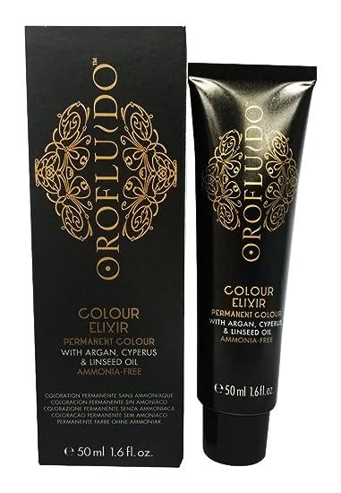 Orofluido Colour Elixir Tinte Permanente, Tono 8.3 Light ...