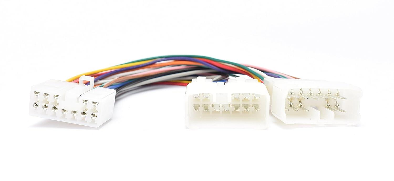 Y-Adapter gro/ß f/ür Toyota//Lexus USB-//SD-//Aux-Adapter