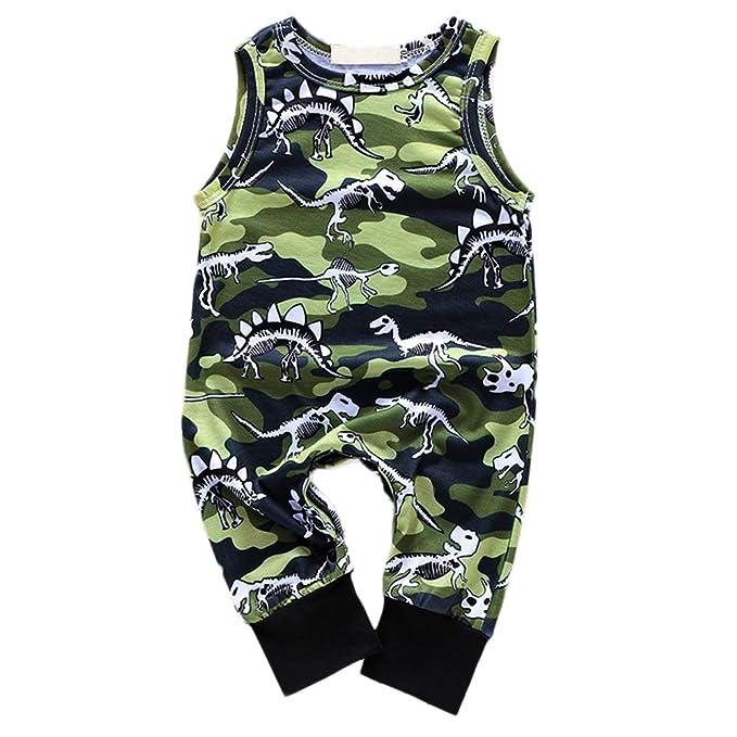 Amazon.com: Traje de vestir para bebé, diseño de dibujos ...