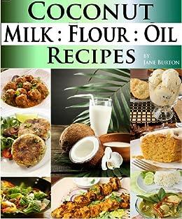 Coconut Recipes Recipes Allergy Gluten ebook product image