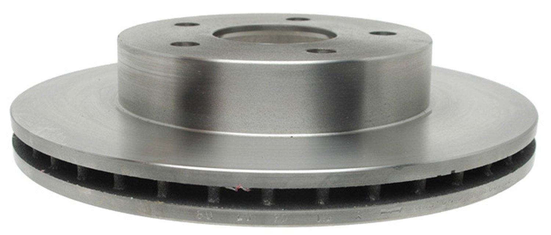 ACDelco 18A937A Advantage Non-Coated Front Disc Brake Rotor