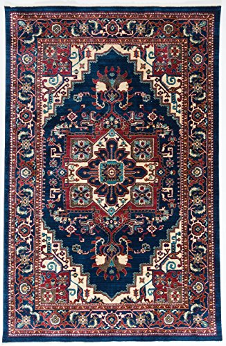 Antep Rugs Oriental Wave Collection Tabriz Design Area Rug, 72