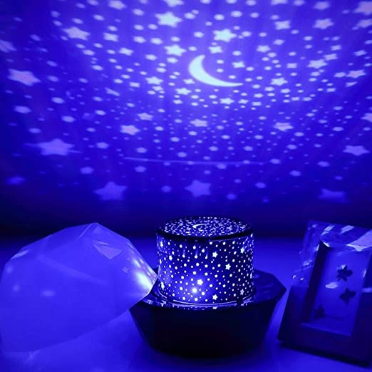 Amazon Com Hdzww Aurora Night Light Led Aurora Projector Night Lamps 4 Mode Lighting Shows Mood Relaxing Soothing Night Light For Baby Kids Adults Home Kitchen