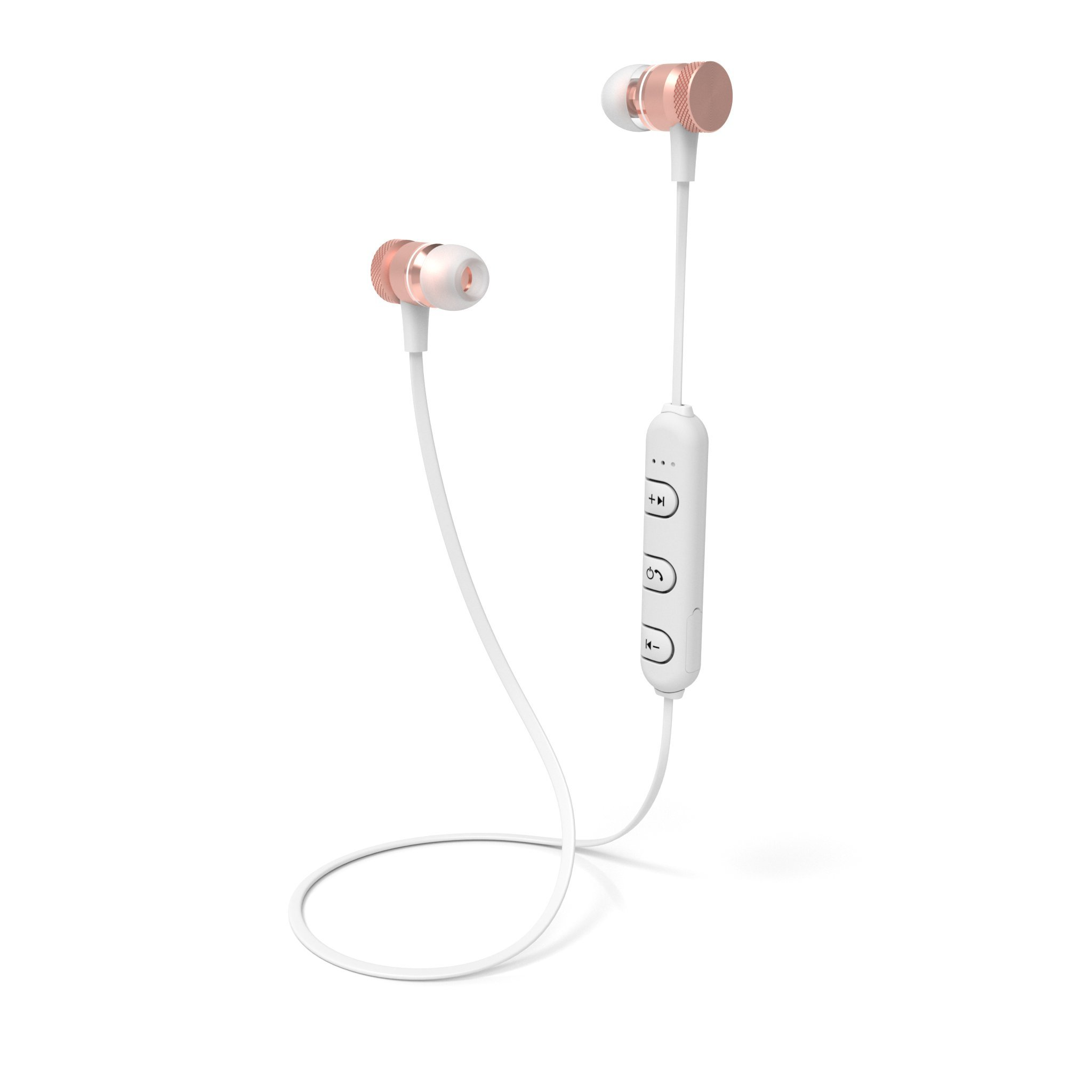 Tzumi Urban Series Wireless Earbuds – Rechargeable Magnetic Wireless