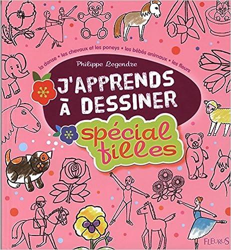 Livres gratuits J'apprends à dessiner spécial filles epub, pdf