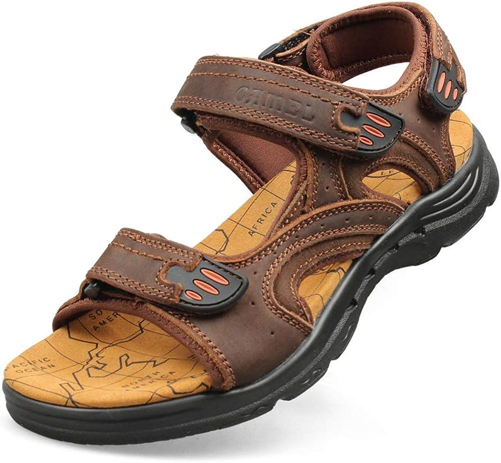 Gobling Mens Sport Sandals Outdoor Open Toe Water Shoes Beach Hiking Walking Sandal