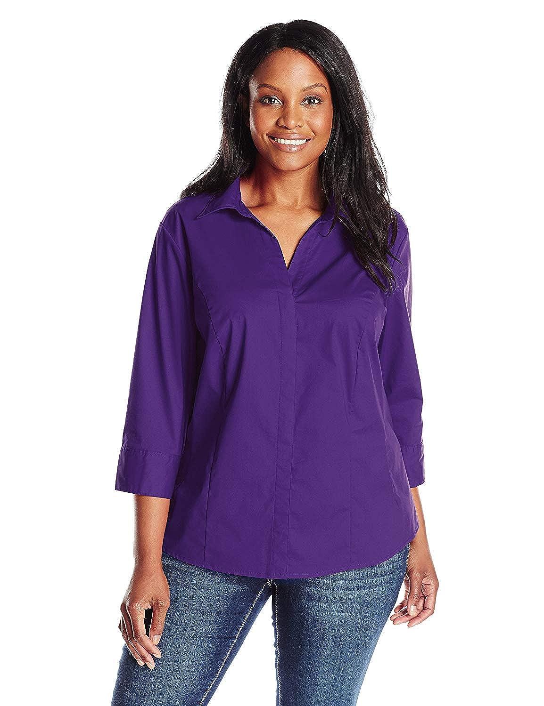 50 arfurt Women's Long Sleeve Button Down Casual Dress Shirt Business Blouse