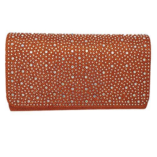 Orange HotStyleZone Pochette M pour femme wqIrqU