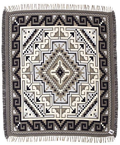 El Paso Designs Throw Blankets in Southwest & Native American Styles. Ultra Soft. Measures 50