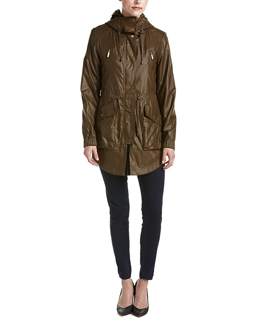 French Connection Womens Fall Lightweight Anorak Jacket