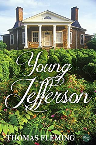 book cover of Young Jefferson