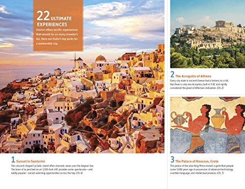 61CvbhzgdxL - Fodor's Essential Greece: with the Best Islands (Full-color Travel Guide)