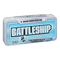 Deals on Hasbro Gaming Road Trip Series Battleship