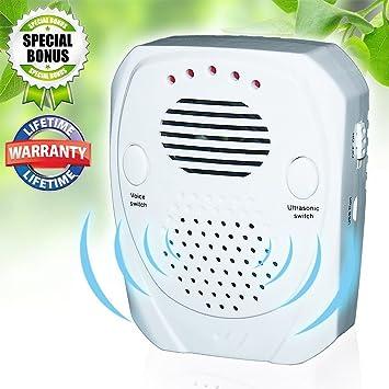 SUKILIU Ultraschall-Pest-Mückenschutz-Stecker Control - Professional ...