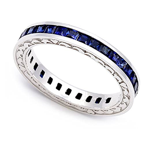 in detailmain blue riviera pav main white phab sapphire lrg bands band ring eternity gold anniversary