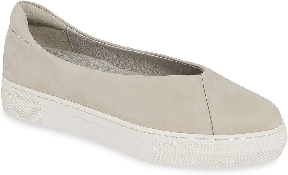 JSlides Felecia Nubuck Leather Slip